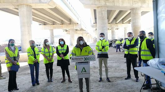 La Junta licita por 33 millones el último tramo de la Autovía del Almanzora