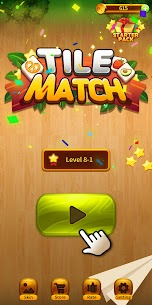 Tile Match – Classic Triple Matching Puzzle 6