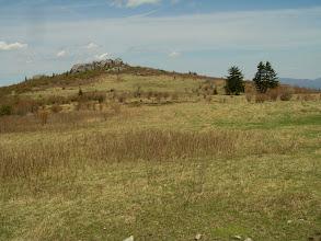 Photo: Huge boulders on Wilburn Ridge.
