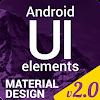Material Design UI Template