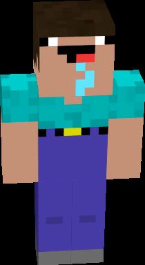 Noob Steve Nova Skin - Descargar skins para minecraft pe noob