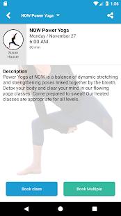 NOW Power Yoga - náhled