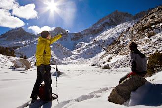 Photo: Mount Dade above Treasure Lakes