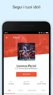 Atletica.me- screenshot thumbnail