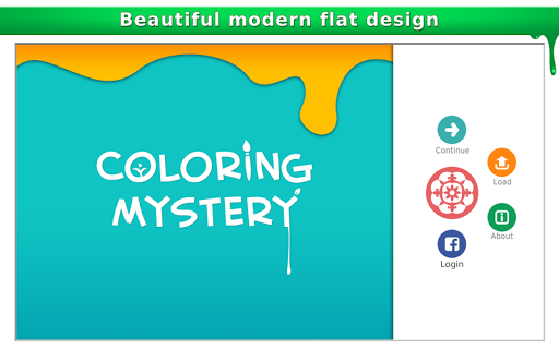 Coloring Book of Mysteries