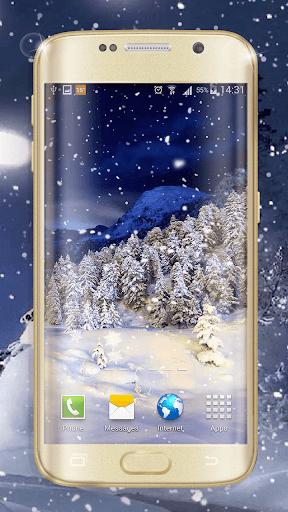冬 ライブ壁紙