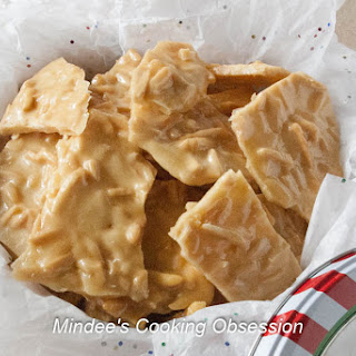 Almond Brittle With Corn Syrup Recipes
