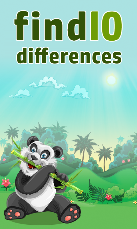 Find 10 Differences Diffrence- screenshot
