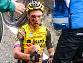 Tony Martin hoopt ondanks val in Vuelta in actie te komen op WK (ploegen)tijdrijden