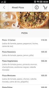 Rivadi Pizza - náhled