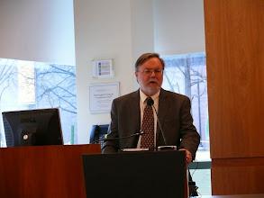 Photo: Greg Pronevitz, (Executive Director of the Massachusetts Library System)