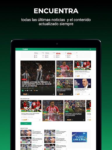 TUDN: Univision Deportes Network 12.2.4 Screenshots 11