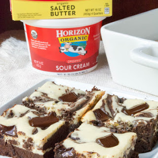Sugar-Free Cheesecake Brownies {Gluten Free and Low Carb}.
