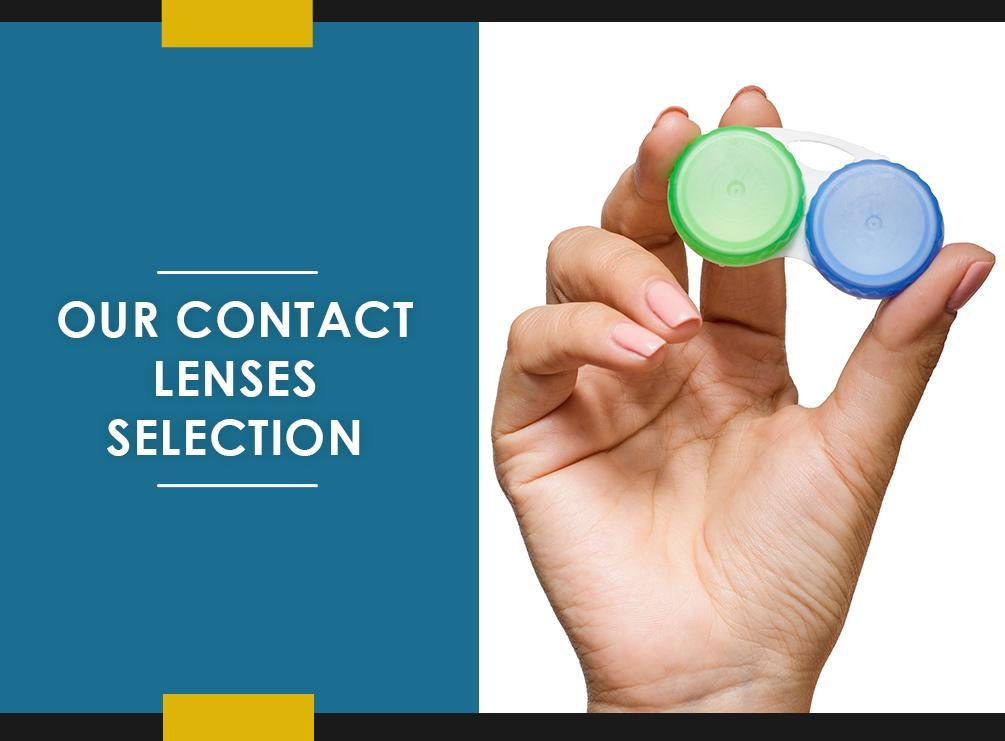 Contact Lenses Selection