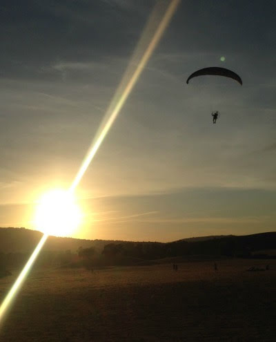Learning to fly Paramotors like Bear & Gilo from Parajet