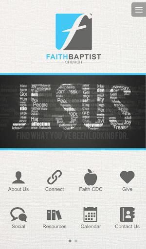Faith Baptist Glen Burnie
