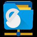 Solid Explorer FTP Server icon