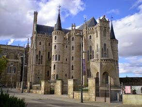 Photo: Etapa 20. Palacio Episcopal (Gaudí). Astorga.