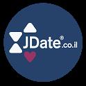 הכרויות ג'יי דייט - JDate icon
