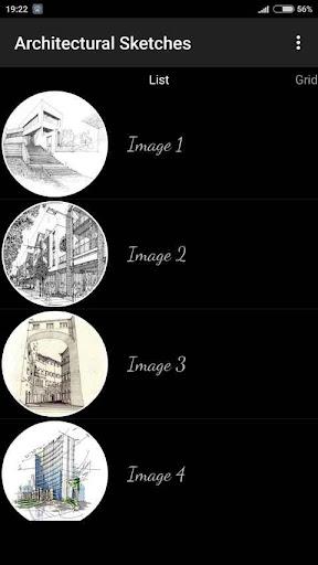 Architectural Sketches 1.4 screenshots 1