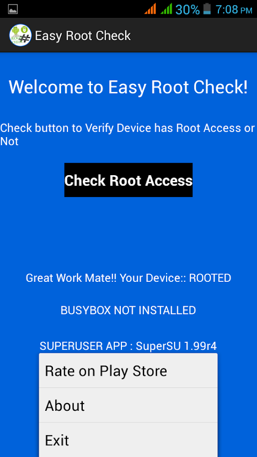 how to install su binary on android manually