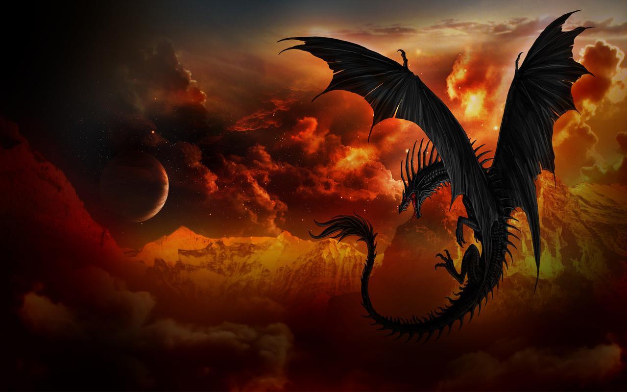 app dragon live wallpaper - photo #20