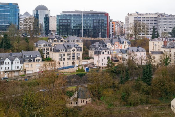 Old-Quarter - Luxembourg City