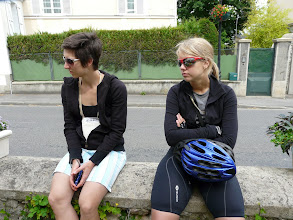 Photo: petit repos arianne & chatherine