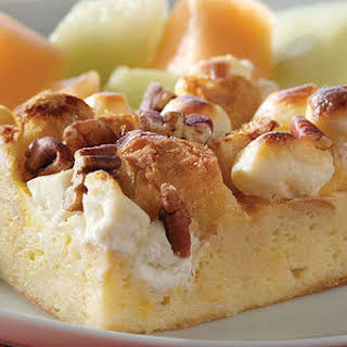 Puffy French Toast Casserole.