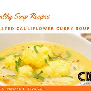 Curried Cauliflower Soup Coconut Milk Recipes