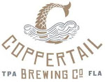 Logo for Coppertail Brewing Co.