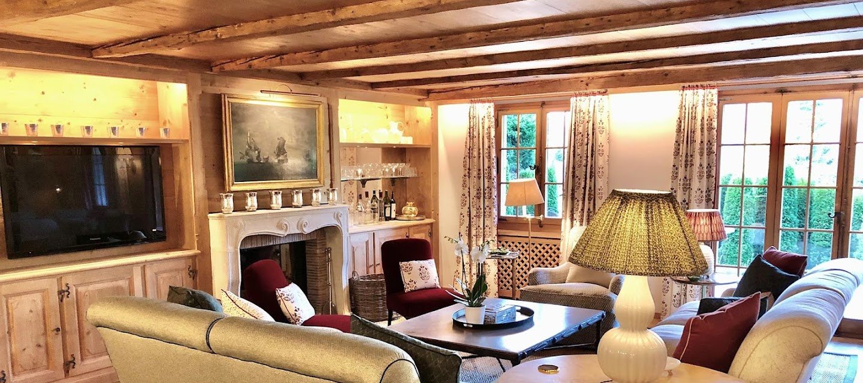 Chalet Residence Oberbort