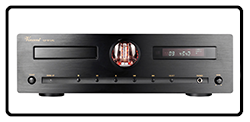 CD-S7 DAC, Hybrid CD-Player  from Vincent Audio in the UK