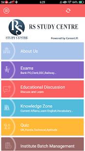 R.S Study Centre - náhled