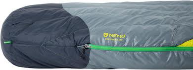 NEMO Disco 30 Men's Sleeping Bag - 650 Fill Power Down alternate image 0