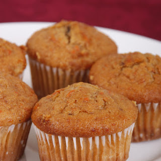 Carrot Muffins No Eggs Recipes
