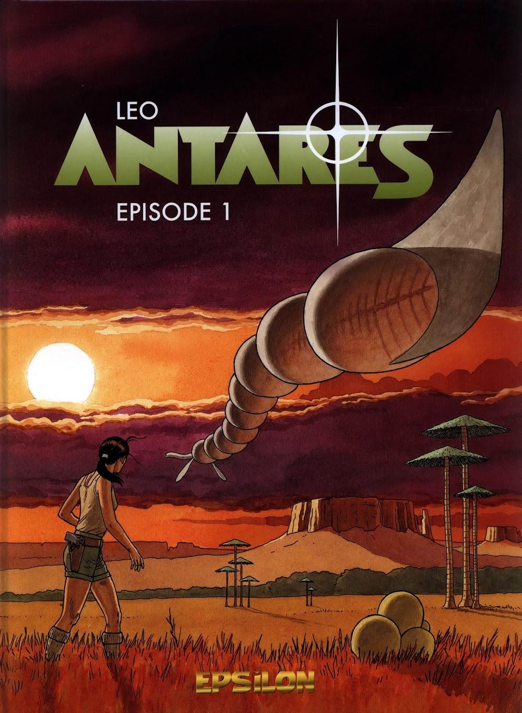 Antares (2011) - komplett