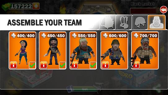 Black Friday: zombie shops 2.0 APK Mod Latest Version 3