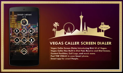 Vegas Caller Screen Dialer