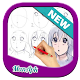 Drawing Anime step by step (app)