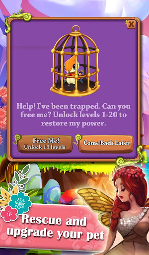 Mahjong Magic Lands: Fairy King's Quest apktram screenshots 20