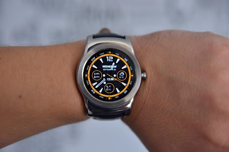 Dynamic Watch Face- screenshot thumbnail