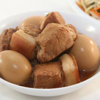Coca-Cola Braised Pork and Eggs (Thit Kho Trung) Recipe