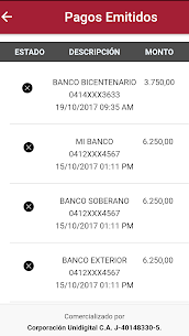Tu Pago Movil Banco Bicentenario App Latest Version Download For Android and iPhone 4