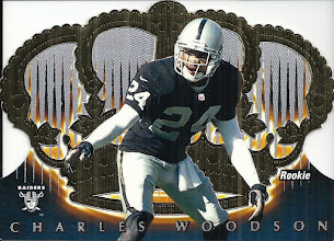 Photo: Charles Woodson 1998 Crown Royale RC