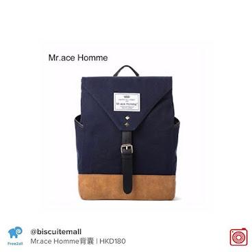 出售Mr.ace Homme背囊