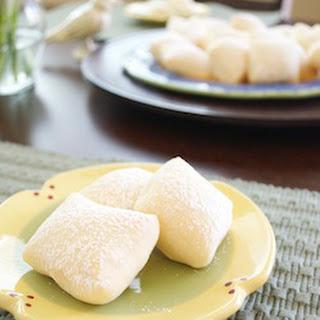 Baked Beignet Bites