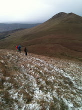 Photo: Mike Moroney's A walk to Galtymore, Sunday January 26th, 2014. 4 of 4