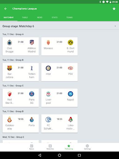 Onefootball screenshot 13