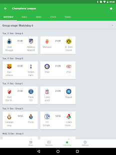 App Onefootball - Soccer Scores APK for Windows Phone